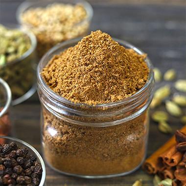 طرز تهیه ادویه گرام ماسالا (گراماسالا) هندی در خانه