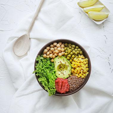 هرم غذایی - اصلی مهم در تغذیه سالم