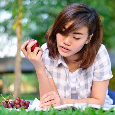رژیم غذایی سالم برای درمان افسردگی - درمان غیردارویی افسردگی با تغذیه سالم