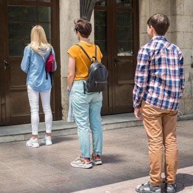 پیشگیری از کرونا هنگام خروج از منزل - آشنایی با دستورالعملهای بهداشتی مقابله با کرونا