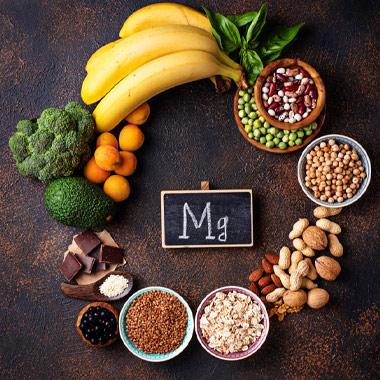 اهمیت منیزیم برای بدن + معرفی مواد غذایی حاوی منیزیم