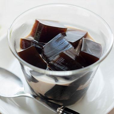 طرز تهیه ژله قهوه دسر محبوب کشور ژاپن