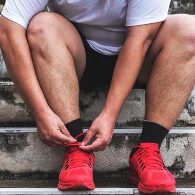 ده توصیه برای بهبود موقت آسیبهای ورزشی