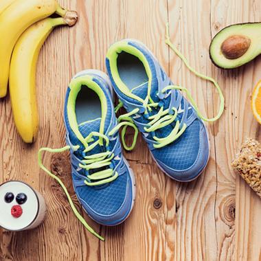 تاثیر ورزش بر رژیم غذایی