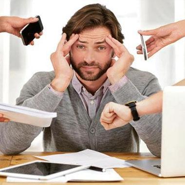 چند راه برای مقابله با استرس