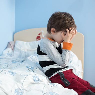 مهمترین دلایل شب ادراری کودکان چیست