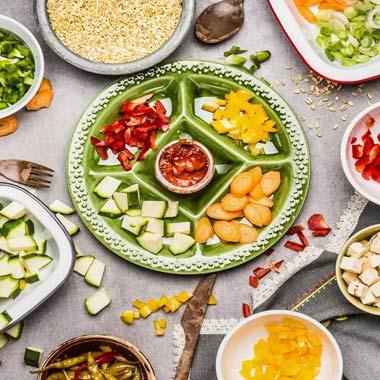 رژیم غذایی کم خونی - درمان کم خونی با تغذیه مناسب