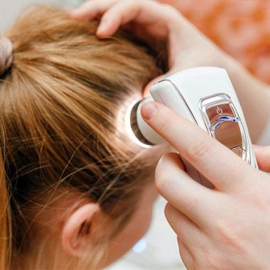 یک روش جدید برای درمان ریزش مو
