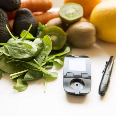 رژیم غذایی برای دیابت نوع دو
