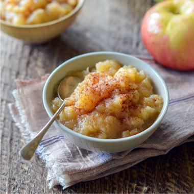 طرز تهیه سس سیب خانگی