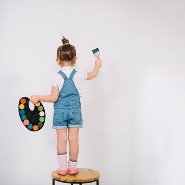 ۷ راهنمایی برای سرگرم کردن کودکان در خانه