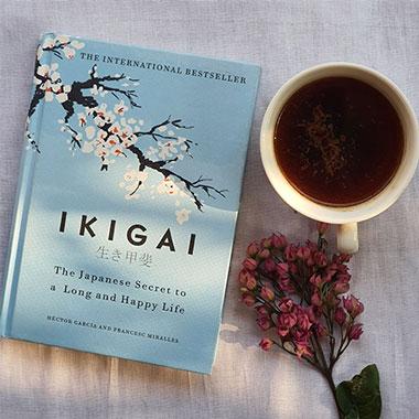 ایکیگای - روشی برای زندگی شادتر