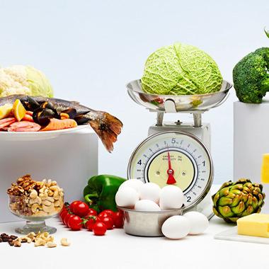 کاهش وزن با رژیم غذایی کم کربوهیدرات