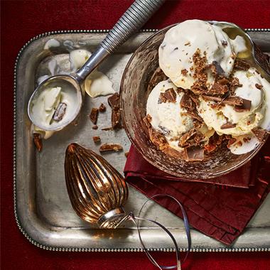 طرز تهیه بستنی شکلاتی بدون احتیاج به بستنی ساز