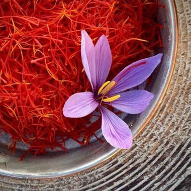 ارزش غذایی و خاصیت زعفران برای بهبود سلامتی