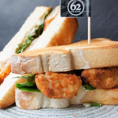 ساندویچناگت ماهی سالمون
