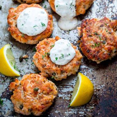 برگر ماهی سالمون؛ یک ساندویچ فوقالعاده سالم