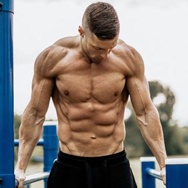 تمرین برای فرمدهی و تقویت عضلات شکم در مردان + تصاویر