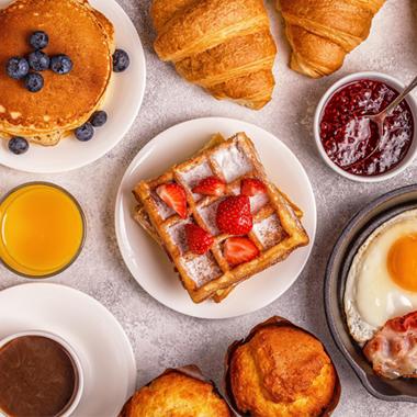 بدترین انتخابها برای صبحانه