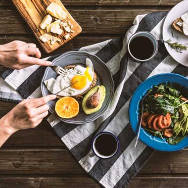 12 انتخاب عالی برای صبحانه