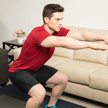 ۷ تمرین ساده برای تقویت عضلات و فرم دهی باسن در خانه + تصاویر آموزشی