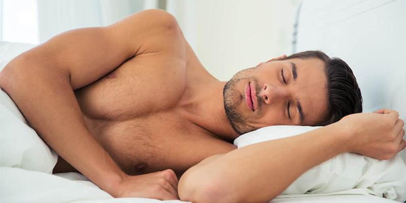 از تاثیر خواب بر رشد عضلات غافل نشوید