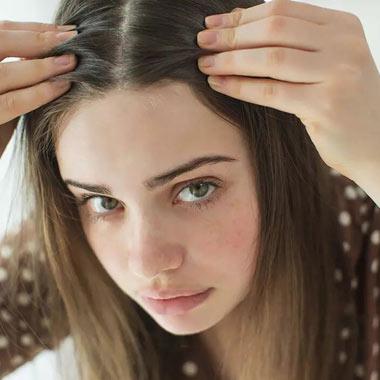 ماسک ها و درمان های خانگی برای جلوگیری از سفید شدن مو