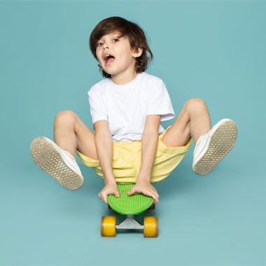 معرفی بهترین حرکات ورزشی برای کودکان دبستانی