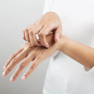 اگزما - شناخت علل و انواع روشهای درمان اگزما