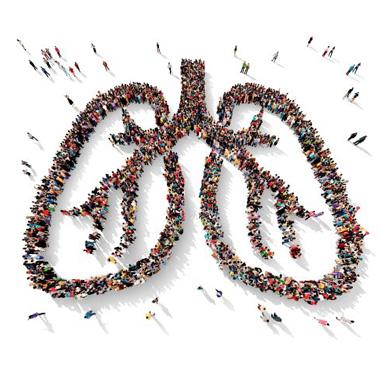 بهبود عملکرد ریهها با افزایش حجم ریه
