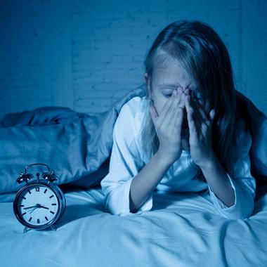 اختلال خواب - بی خوابی شبانه نشانه چیست