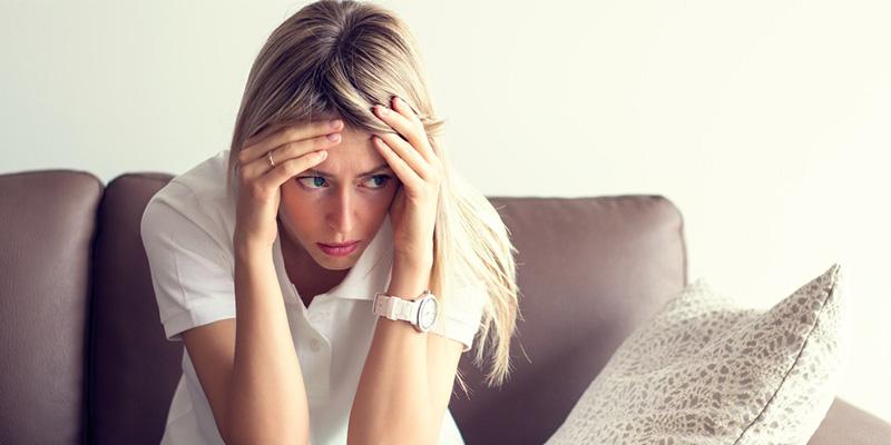 افسردگی دوران قاعدگی بیماری نیست