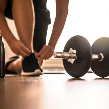 آموزش گرم کردن بدن پیش از ورزش کردن به همراه تصاویر