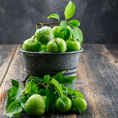 خواص گوجه سبز در تقویت سیستم ایمنی بدن