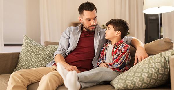 گفتگو با کودکان