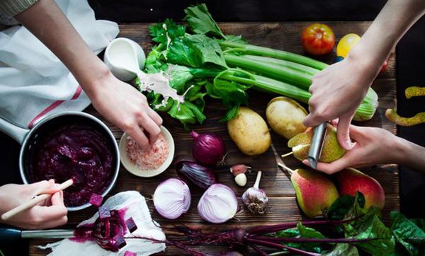گیاهخواری رژیم سلامتی