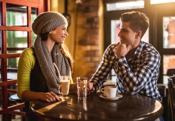 مکالمه جذاب در اولین قرار ملاقات