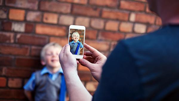 تلفن همراه برای کودکان