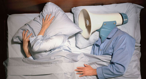 راه های درمان خروپف