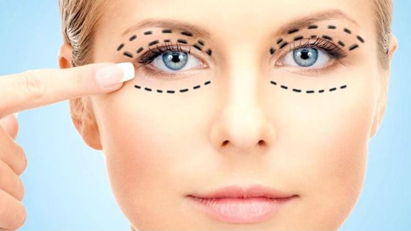 خطرات جراحی پلک