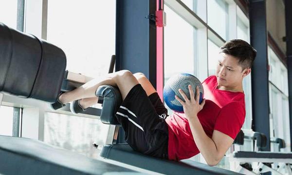 ورزش برای چاق شدن
