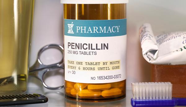 حساسیت به پنی سیلین