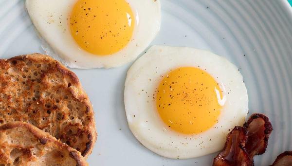 صبحانه تخم مرغ