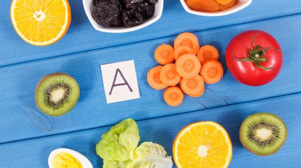 مواد دارای ویتامین A
