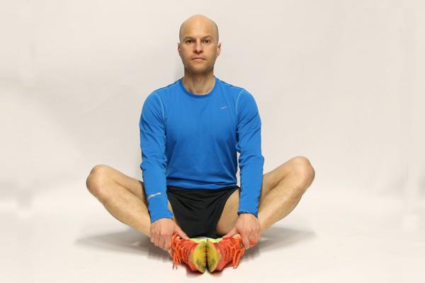 کشش عضلات داخلی ران