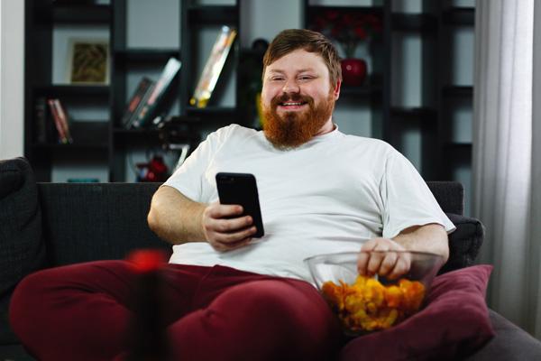 بیماریهای ناشی از چاقی در مردان