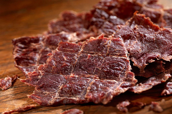 گوشت خشک