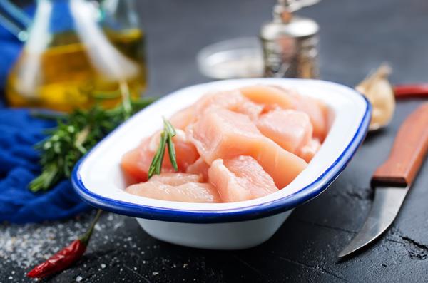 ماهی سفید و بدون چربی