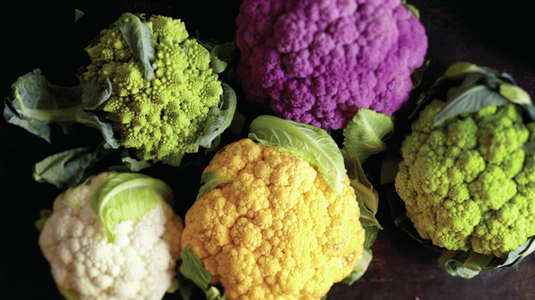 سبزیجات چلیپایی