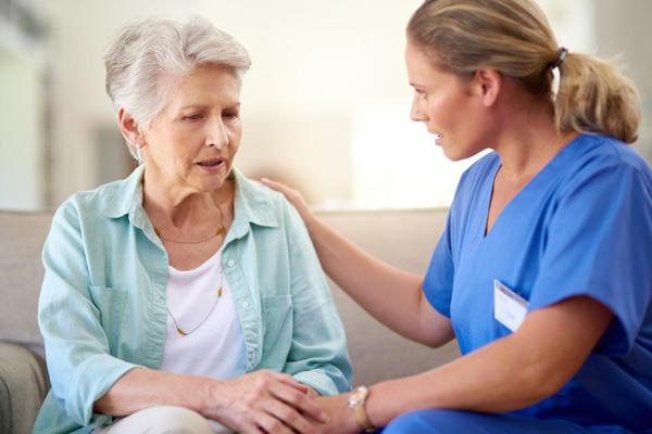نگهداری از بیمار آلزایمری